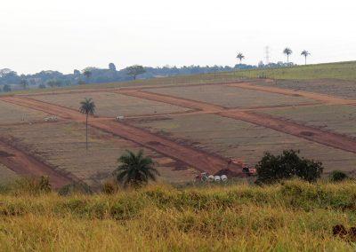 Projetos de água, esgoto, outorga do Quinta D'Oeste em Franca-SP